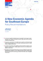 A new economic agenda for Southeast Europe