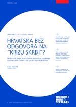 """Hrvatska bez odgovora na """"krizu skrbi""""?"""
